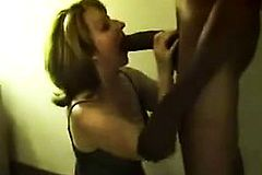 Fucking partner Drinks Ample bull that Is dark-hued