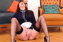 Heeled milf Gets Banged