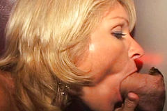 Wild ANAL Glory Hole Milf Blonde Blow Jobs