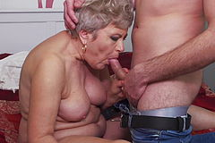 Demented Mature Moms Entice youthfull Studs
