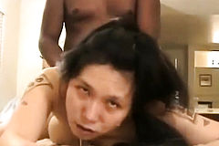 Horny Amateur Mature Amazing Anal Interracial Sex