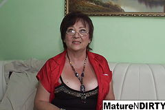 Super naughty mature Bangs 2 dudes In a row