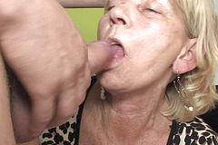 Unknown Unshaved grandma Amp; fucktoy fellow