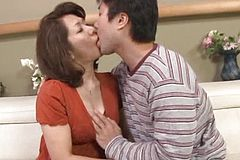 Raunchy Fucky-fucky with a Insane mature asian