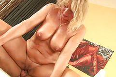 Huge-boobed Mature Bi-atch gets Fisted And Screwed