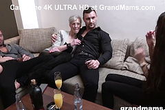 Grannies Fisting Without their Husbands