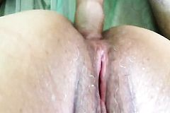 Rock-hard enjoy Contraption Tears up a Nasty Wifes Taut Ass-fuck Slot