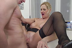 Son loves Taboo Sex with Busty Mom