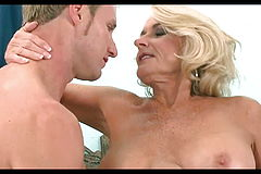 YOUNG MEAT FOR HORNY GRANNY 12 -BR