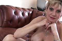 Adulterous brit mature Gill ellis Introduces Her fat ju