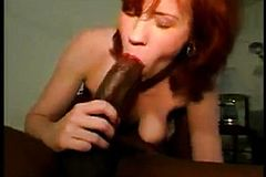 Mature redhead Is fucked By a big Cock